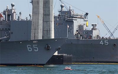 Security Lapses Found At San Diego Shipyards Despite Navy